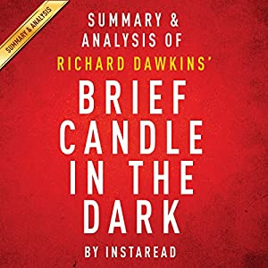 Brief Candle in the Dark: My Life in Science, by Richard Dawkins Audiobook