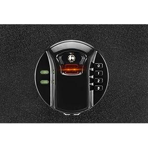 BARSKA Biometric Keypad Safe