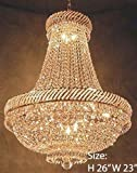 French Empire Crystal Chandelier Chandeliers