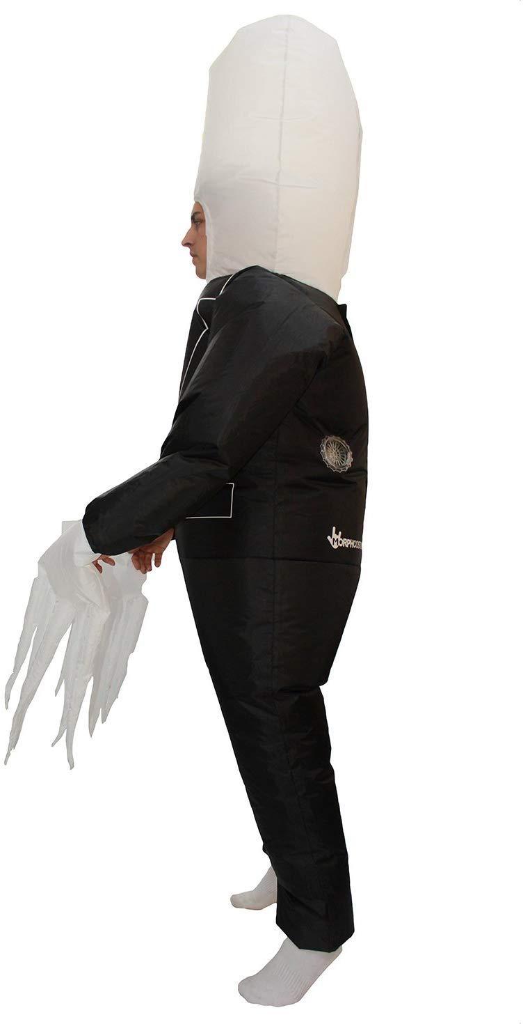 Morph Costumes Disfraz Inflable Slenderman Gigante, Talla única