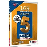 Sınav 8. Sınıf LGS 1. Dönem Çözümlü 5 Deneme