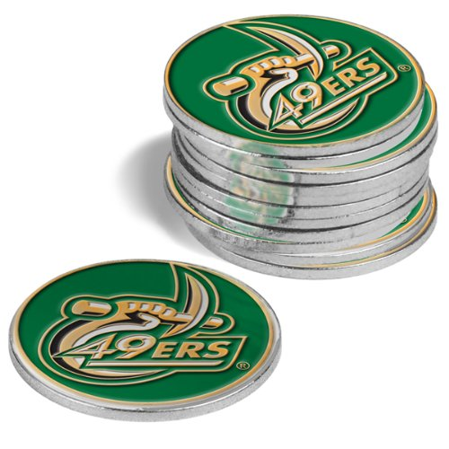 North Carolina Charlotte 49ers Golf Ball Markers (4 Pack)