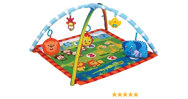 Fashion Style Mini Dream Baby Play Mat Playmats Musical Play Gym Cost £35 On Amazon