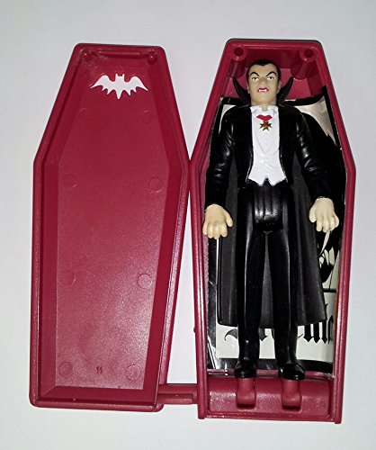 Universal Studios Monsters Toy - Burger King Kids Club - Collectible Dracula