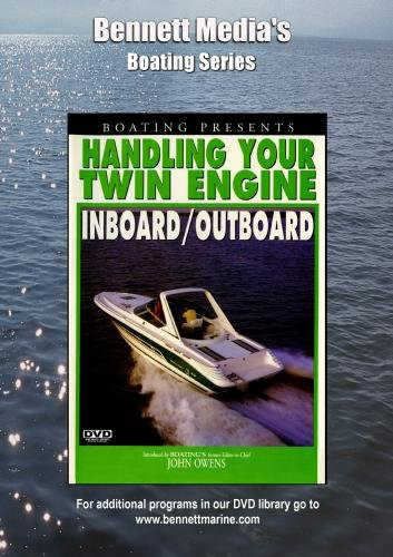 Marine Engine Instruments - HANDLING YOUR TWIN ENGINE I/O