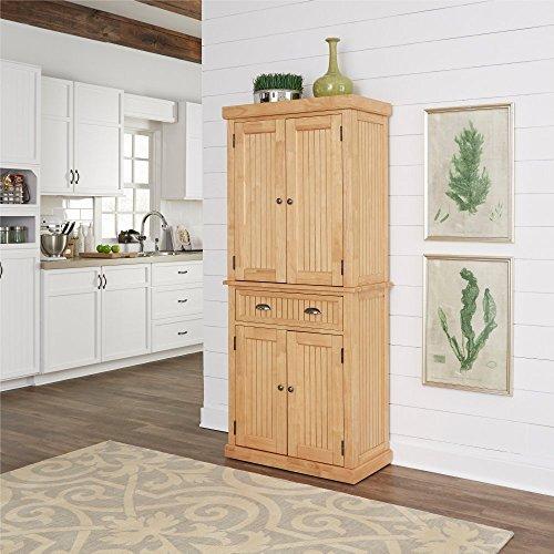 Home Styles 5055-69 Nantucket Natural Pantry
