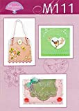 Pergamano Pattern Booklet, Botanical Flower Fun