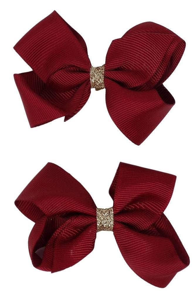 Jessidress Barrette Clip Clips Cheveux Ruban Pince Chouchou Paillette Bandeau Accessoires