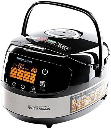 Redmond RMC-M90E Multicooker - Robot de cocina, 31 x 40,5 x 27 cm ...