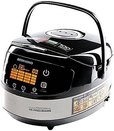 Multi Cocina Redmond EX-RMK de m911e (Inglés) 5 l con para freír Sartén hr2206/80 todo eléctrica: Amazon.es: Hogar