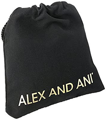 Alex and Ani Compass II Expandable Rafaelian Bangle Bracelet