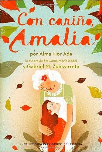 Con Carino, Amalia = With Love, Amalia