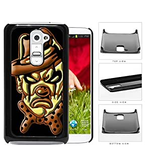 Angry Mafia Gangster Clown Hard Plastic Snap On Cell Phone Case LG G2
