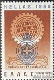 Grecia 973 (completa.edición.) 1968 Automotriz-Federación (sellos para los coleccionistas) nuevo con goma original