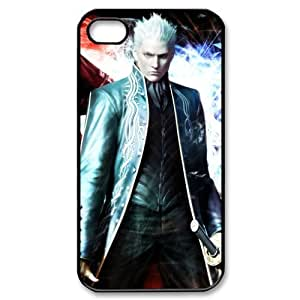 Devil May Cry Custom Back Cover Case for iPhone 4 4S