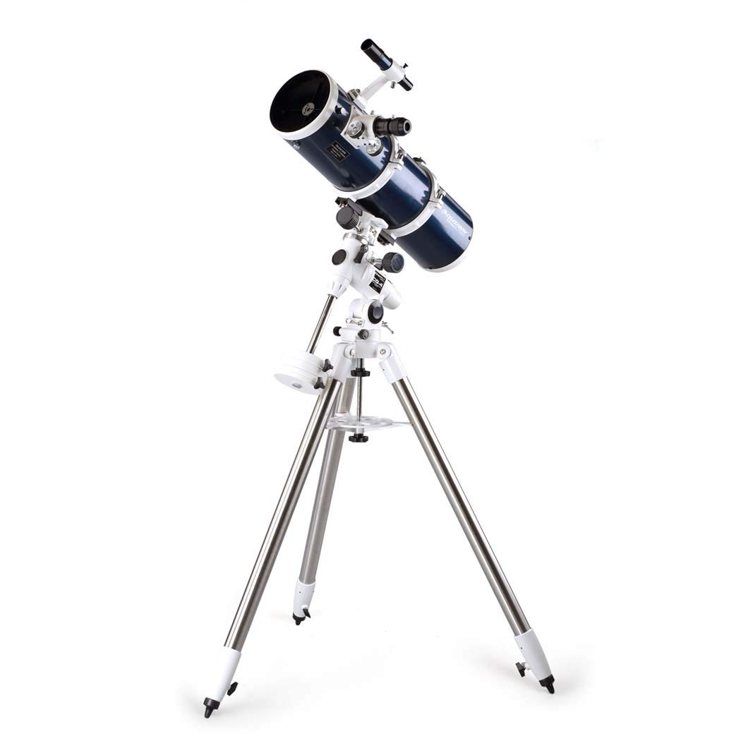 GGPUS Telescope for Professional Adults Astronomy Beginners, Refractor Telescope for Astronomy, Finder Mirror: 6 X30, Limit Star: 13.4, Focal Length 750Mm with Tripod by GGPUS