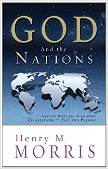 Book GOD AND THE NATIONS PB