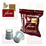 2000 Capsule Caffè fiore Espresso BAR miscela Intensa e Cremosa classica Napoletana Compatibili cialde caffè Lavazza…