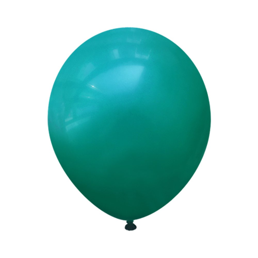 Neo LOONS 12' Pastel Teal Premium Latex Balloons -- Great for Kids, Adult Birthdays, Weddings, Receptions, Baby Showers, Water Fights, or Any Celebration, Pack of 100