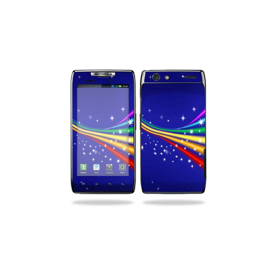 Skin Decal Cover for Motorola Droid Razr Android Smart Cell Phone