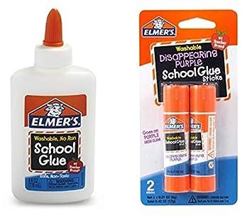 Review Elmer's bundle Washable Liquid