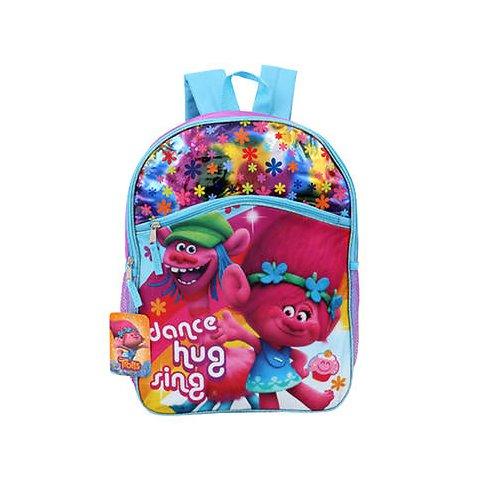 Dreamworks Trolls Backpack Front Pocket product image