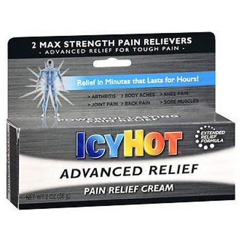 - Icy Hot Adv Pain Relief C Size 2z Icy Hot Adv Pain Relief Cream 2z