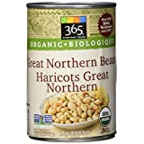 365 Everyday Value Organic Great Northern Beans, 15 oz