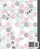 Composition Notebook: Marbled Wide Ruled Notebook
