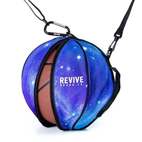 Revive Galaxy Light Game Bag Basketball Bag (Galaxy Brands Bag)
