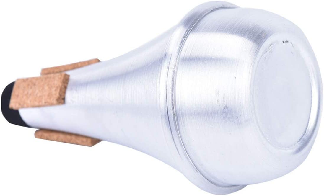 Trumpet Cornet Aluminium Straight Practice Mute