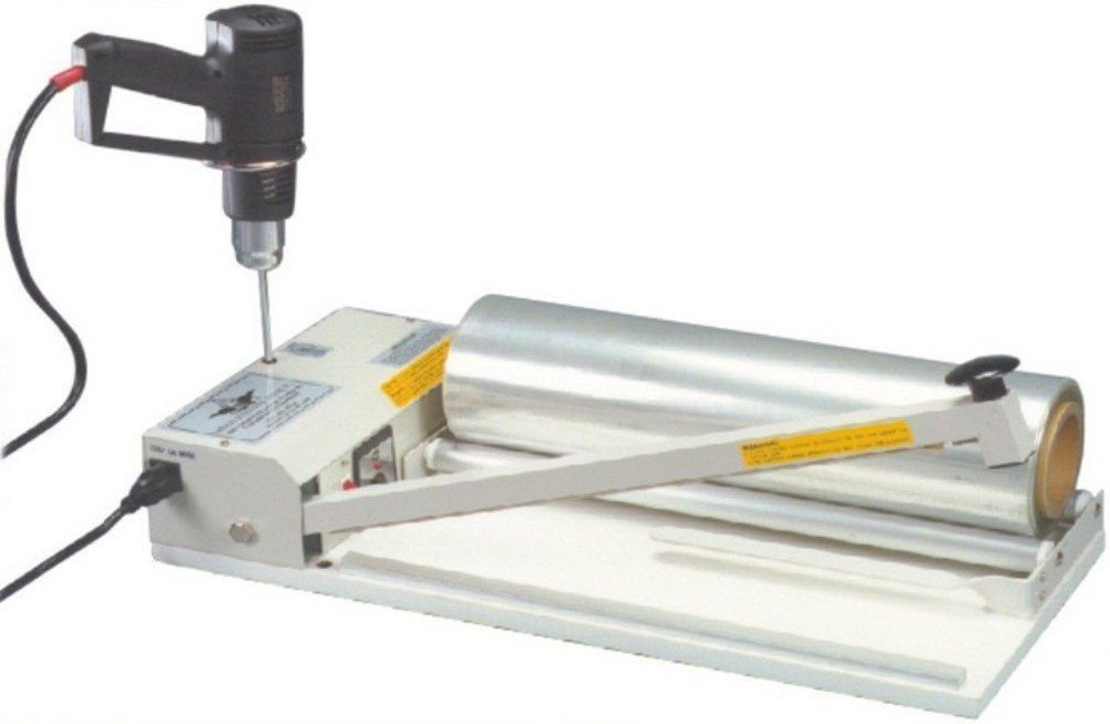 """American International Electric AIE-2013I 13"""" I-Bar Shrink Wrap Machine, Professionally Shrink Wrap Packages for Just Pennies, Simple Three Step Operation and no Warm Up Required"""