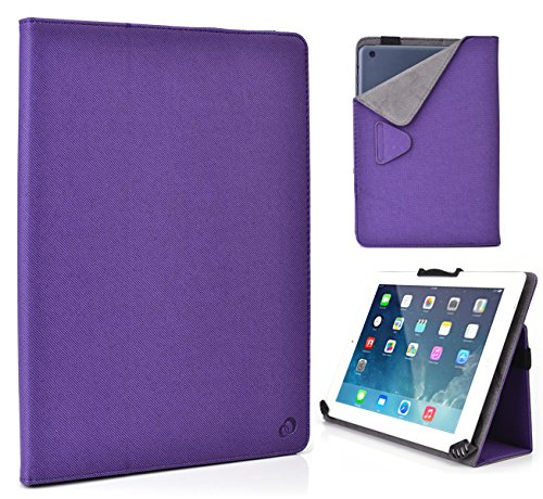 "Polaroid S9, Ematic 10"" Genesis Prime XL 2015 Denim Cases 