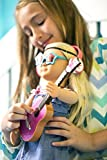 Our Generation Deluxe Poseable Layla Doll with Musical Accessories, 2 Performance-Worthy Outfits, and Storybook