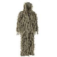 Ghillie Suit for Hunting Dry Grass Brown Ideal for...