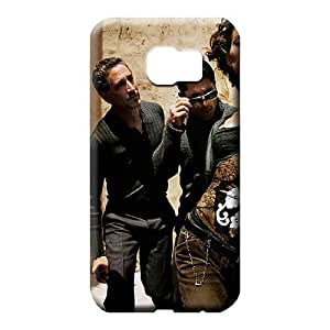 samsung galaxy s6 edge Excellent Fitted Designed Snap On Hard Cases Covers mobile phone carrying cases Dolce & Gabbana DG famous top?brand logo