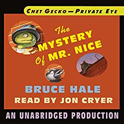 Chet Gecko, Private Eye, Book 2