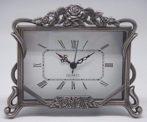 Quartz Clock - Rose Garden (Item # 1059)