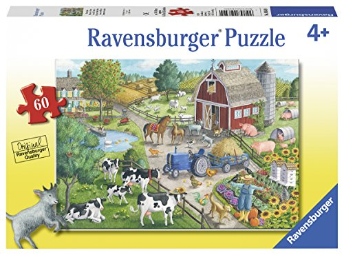 Ravensburger 09640 Home on The Range Jigsaw Puzzles ()