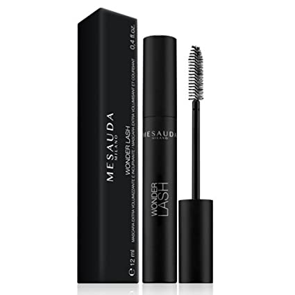 Wonder Lash Mascara Extra Volumen y incurvante 12 ml – Mesauda