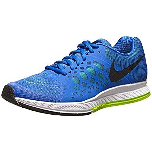 NIKE Zoom Pegasus 31 Mens Running Shoes (Hyper Cobalt/Volt/Black) Hyper Cobalt/Volt/Black 6Nbf8Ua