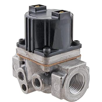 "BASO GAS PRODUCTS LLC Basotrol Gas Solenoid Valve 1/2"" NPT inlet and outlet H91DG2C"