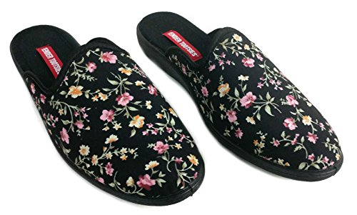 Tender Tootsies Womens Hard Sole All Day Comfort Slippers Cgqla