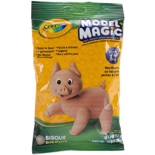 Crayola Model Magic 4-Ounce, Naturals - Mall At What America Stores Are Of