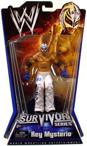 WWE Survivor Series Rey Mysterio Figure by Mattel