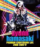 ayumi hamasaki PREMIUM COUNTDOWN LIVE 2008-2009 A [Blu-ray]