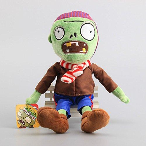 Pirate Zombie Green Pirate Seas 12 Inch Toddler Stuffed Plush Kids Toys PVZ (Plants Zombies Vs Ds)