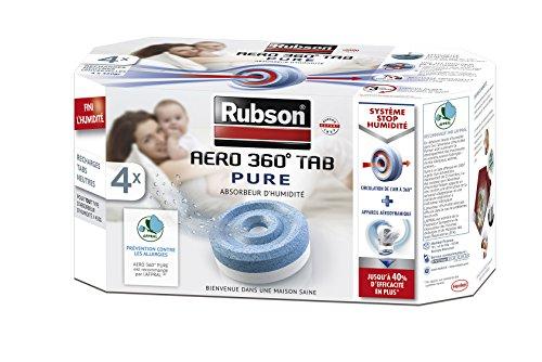 rubson aero 360 pure lote de recargas para absorbedor de. Black Bedroom Furniture Sets. Home Design Ideas
