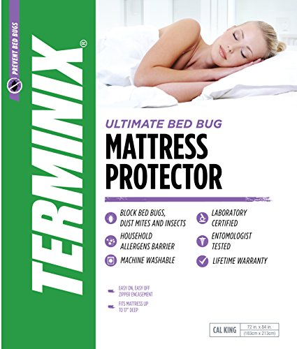 terminix-ultimate-mattress-protector-6-sided-water-resistant-zippered-encasement-blocks-bed-bugs-dus