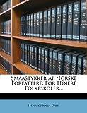 Smaastykker Af Norske Forfattere, Henrik Mohn Dahl, 127874195X